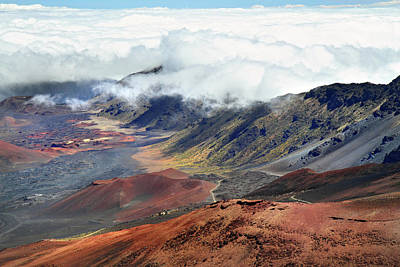 Photograph - House Of The Sun Haleakala by Pierre Leclerc Photography