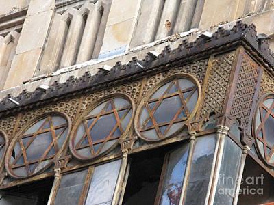 Magen David Photograph - House Of Worship by Arlene Carmel