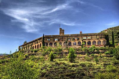 Jerome Arizona Photograph - House On The Hill  by Saija  Lehtonen