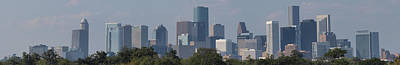 Photograph - Houston Skies by Joshua House
