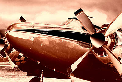 Photograph - Howard Aero 500 1960 by Maxwell Amaro