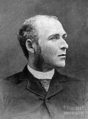 Howard Pyle (1853-1911) Art Print by Granger