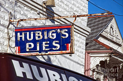 Photograph - Hubig's Pies New Orleans by Kathleen K Parker
