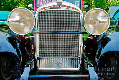 Photograph - Hudson Super Six 4 by Mark Dodd