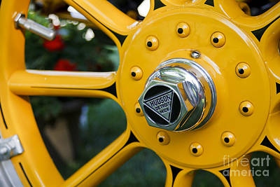 Firefighter Patents Royalty Free Images - Hudson Wheel Royalty-Free Image by Dennis Hedberg