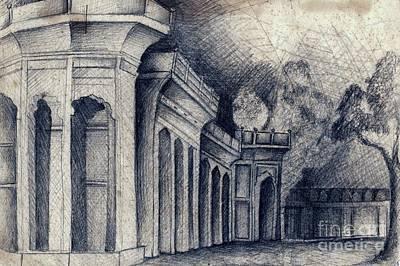 Humayun Tomb Original