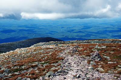 Photograph - Hunt Trail Appalachian Trail by Glenn Gordon