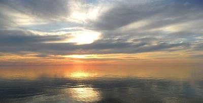 Photograph - Huron Coast Charm 1 by Cyryn Fyrcyd