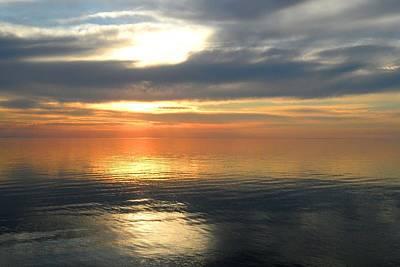 Photograph - Huron Coast Charm 3 by Cyryn Fyrcyd