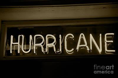Leda Photograph - Hurricane by Leslie Leda