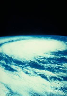 Of Hurricanes Photograph - Hurricane by Nasa