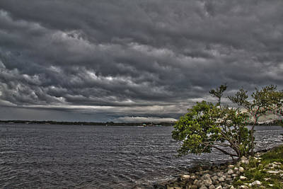 Fl Photograph - Hurricane Season by Nicholas Evans
