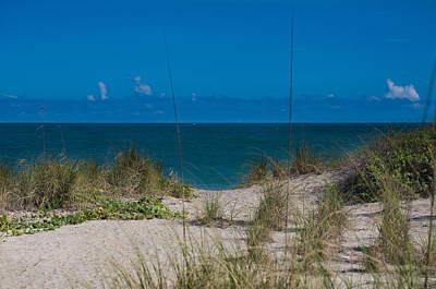 Fort Pierce Photograph - Hutchinson Island Heaven by Trish Tritz