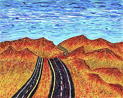 I - 15 Nevada To California Original