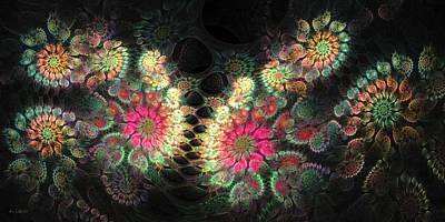 Kim Digital Art - I Can't Sleep by Kim Redd