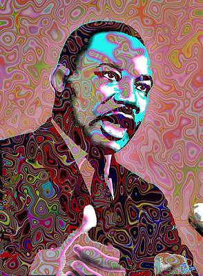Orator Digital Art - I Have A Dream by Harold Egbune