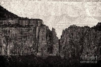 I Have Climbed  A Mountain Art Print by Venura Herath