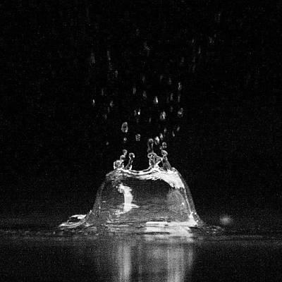 I Like Rain. Taken With A Canon T2i Art Print