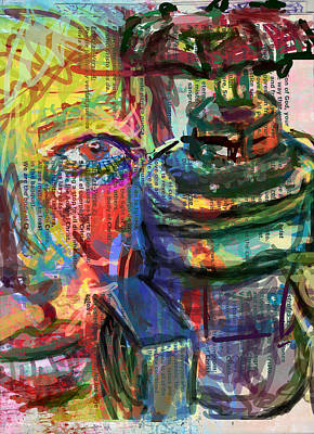 I Love Gate Valves Too Sweetie Art Print by James Thomas