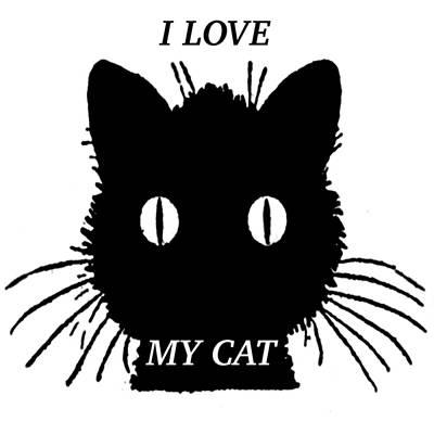 I Love My Cat Original