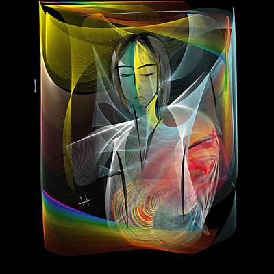 I Need Me Art Print by Hayrettin Karaerkek