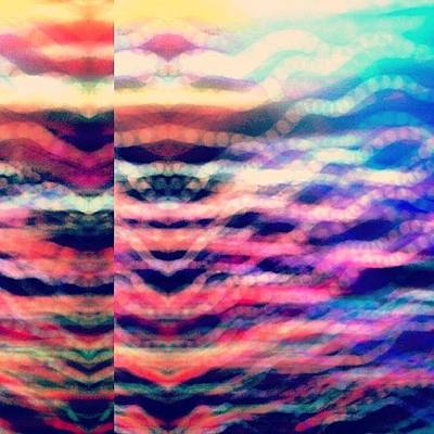Fractal Wall Art - Photograph - I Really Like Playing With #decim8 😜 by T C