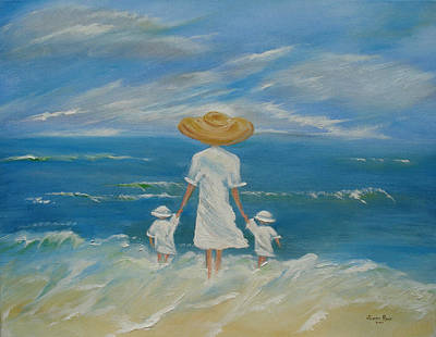 Painting - I Remember Mom by Judith Rhue