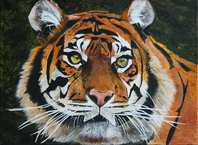 Painting - I See You by Betty-Anne McDonald