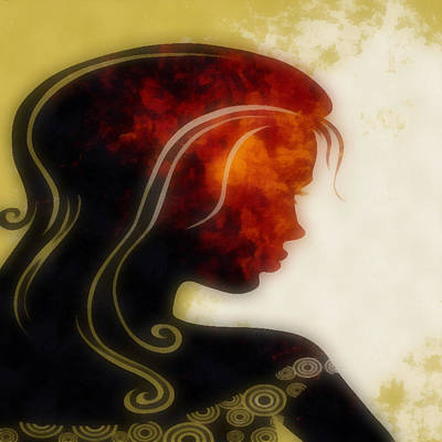 Inner Thoughts Digital Art - I Walked Away 1 by Angelina Vick