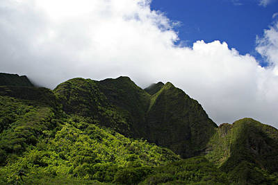 Photograph - Iao Valley by Marilyn Wilson
