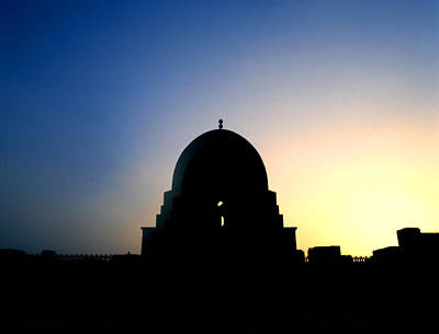Art Print featuring the photograph Ibn Tulun by David Harding