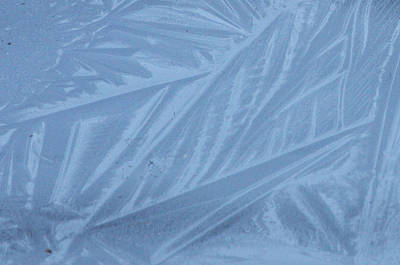 Photograph - Ice - 0025 by S and S Photo