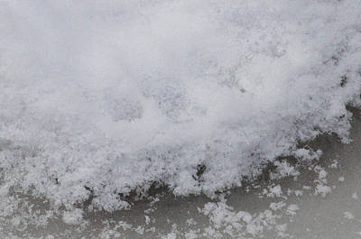 Photograph - Ice - 0029 by S and S Photo