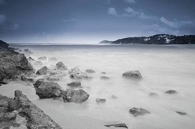 Cold Temperature Photograph - Ice Age by Pict-your