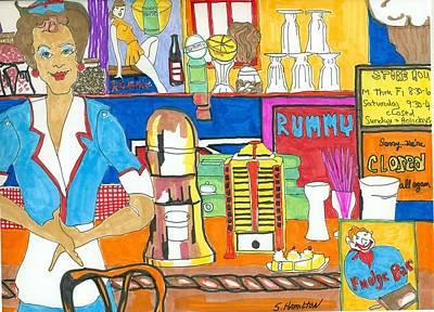 Ice Cream Shop Original