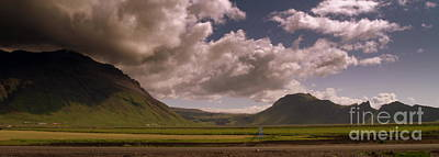 Photograph - Iceland Clouds 2 by Michael Canning