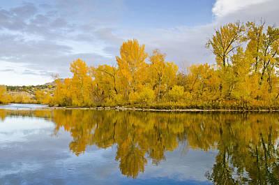 Photograph - Idaho Fall by David Martorelli