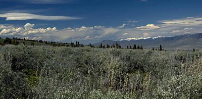 Photograph - Idaho Sky by Sara Stevenson
