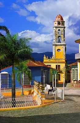 Photograph - Iglesia San Francisco De Asis by John Galbo