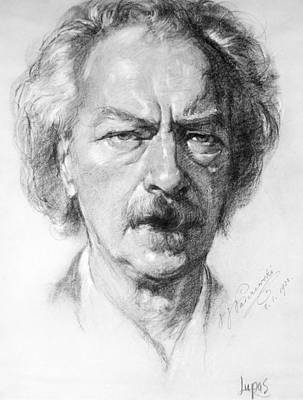 Photograph - Ignace Jan Paderewski by Granger