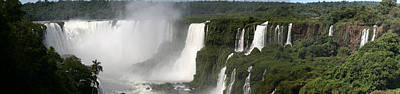 Photograph - Iguazu Falls by Andrei Fried