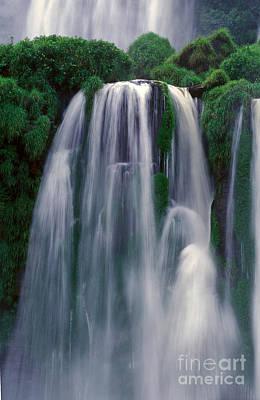Photograph - Iguazu Falls Detail - Argentina by Craig Lovell