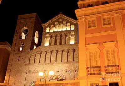 Photograph - il Duomo di Cagliari by Mariana Costa Weldon