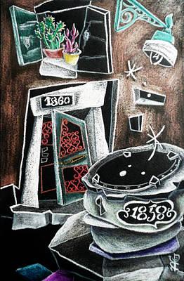 Il Mio Rifugio Art Print by Arte Venezia