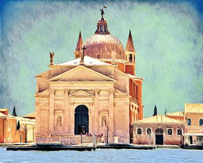 Painting - Il Redentore by Jeff Kolker