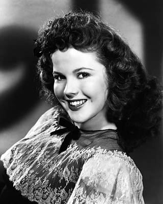 Ill Be Seeing You, Shirley Temple, 1944 Art Print by Everett
