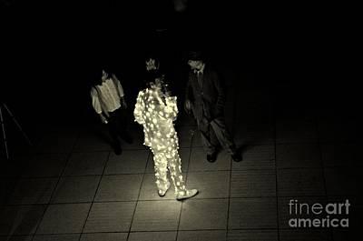 Photograph - Illuminati by Dean Harte
