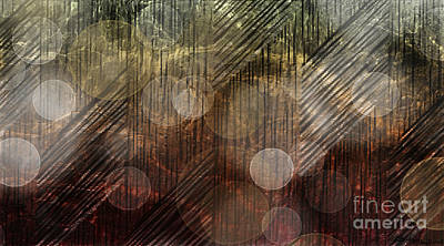 Illuminating Reflections Art Print