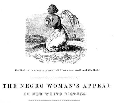 Abolition Photograph - Image Detail From Front Page by Everett