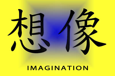 Imagination Art Print
